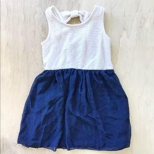 Two Tone Party Dress